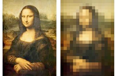 Refonte de site web à cause de problèmes de photos pixelisées